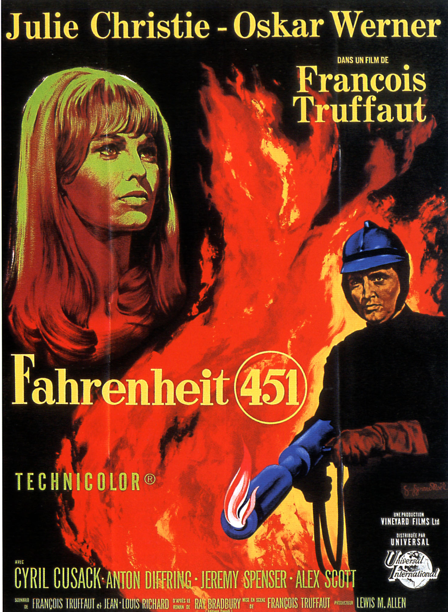 "fahernheit 451 Author ray bradbury died on tuesday he named his most famous book, fahrenheit 451, after ""the temperature at which book-paper catches fire, and burns."
