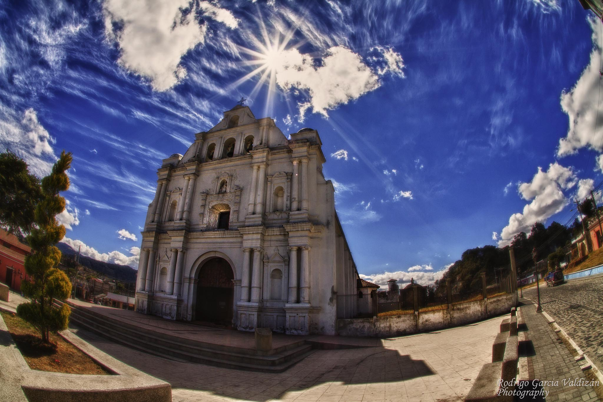 Templo Mayor en Totonicapan