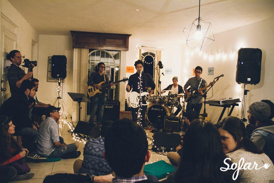 Sofar III Foto Mariel Orellana Anguiano